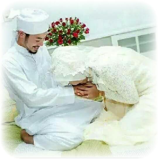Pernikahan Adalah Sebuah Tim Harus Saling Saling