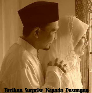 Berikan Surprise Kepada Pasangan