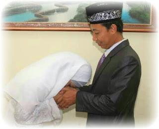 Pernikahan Harus Didasari Dengan Keikhlasan